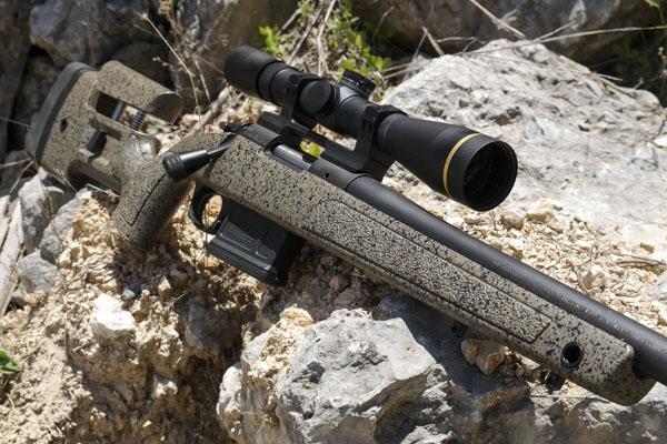 Review: Bergara HMR B14 - a crossover rifle with a backbone