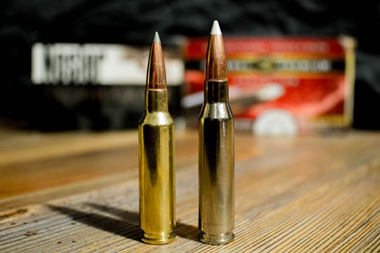 Head to Head: 6 5 Creedmoor vs  7mm-08 Remington | The Wild